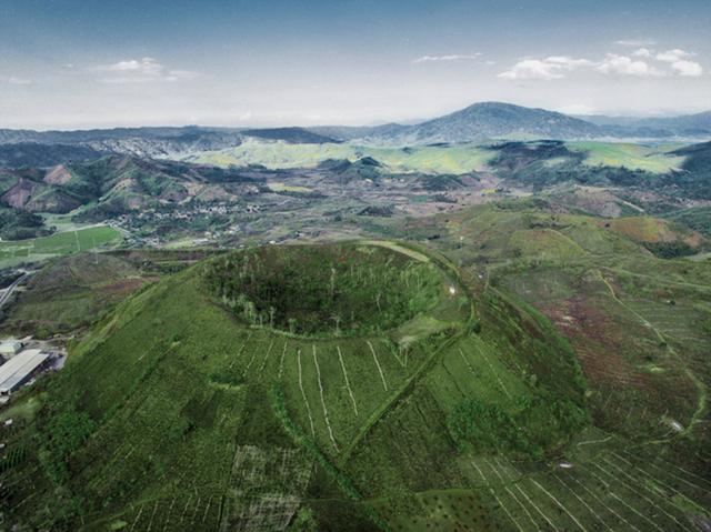 Công viên Địa chất Đắk Nông được công nhận là Công viên Địa chất Toàn cầu - Ảnh 1.