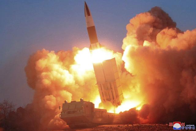 """""""Ý đồ"""" chương trình hạt nhân Triều Tiên: Hàn Quốc ngỏ ý nghệ thuật thỏa thuận nhỏ với Mỹ - Ảnh 1."""