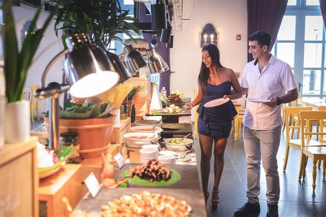 Khơi dậy mọi giác quan với lễ hội ẩm thực và bia tại Sun World Ba Na Hills - Ảnh 7.