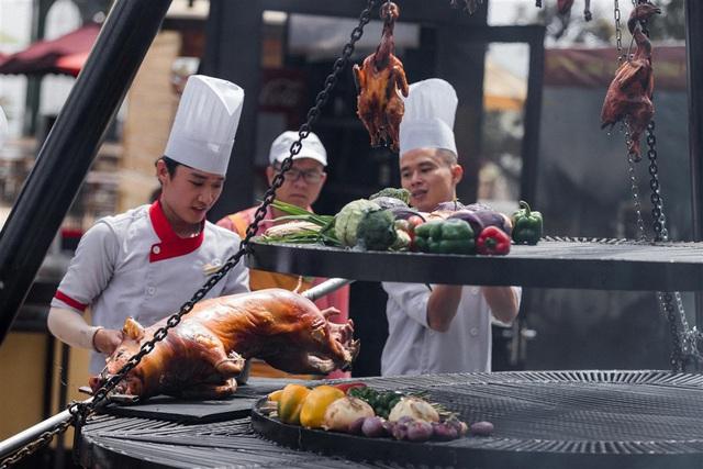 Khơi dậy mọi giác quan với lễ hội ẩm thực và bia tại Sun World Ba Na Hills - Ảnh 2.