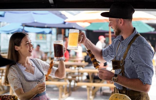 Khơi dậy mọi giác quan với lễ hội ẩm thực và bia tại Sun World Ba Na Hills - Ảnh 3.