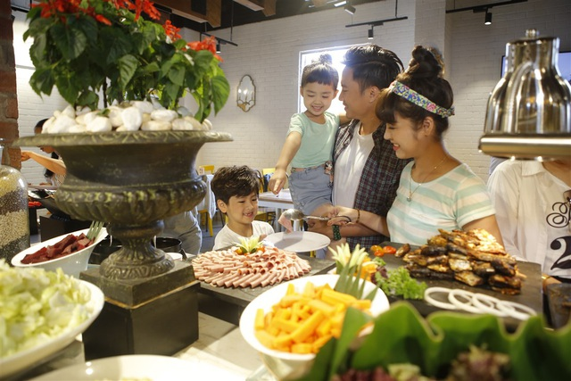 Khơi dậy mọi giác quan với lễ hội ẩm thực và bia tại Sun World Ba Na Hills - Ảnh 4.