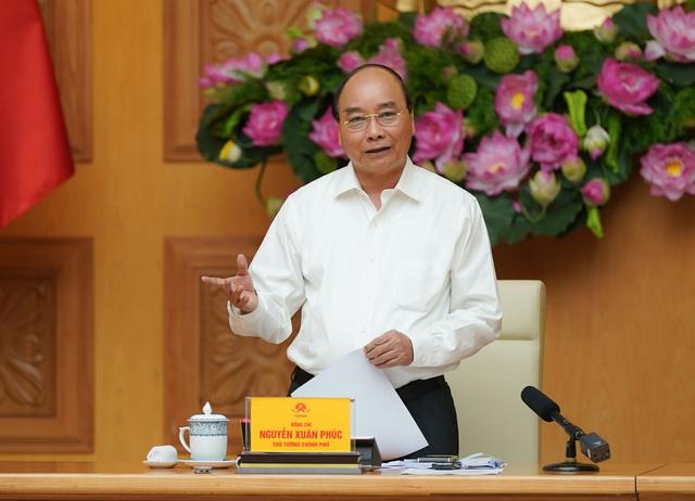 Thủ tướng: Kiên quyết không để mất niềm tin vào công tác chỉ đạo, điều hành - Ảnh 1.