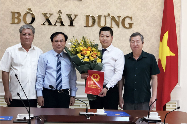 Trao quyết định nhân sự Viện KSND tối cao, Bộ Xây dựng, Ban Nội chính Trung ương - Ảnh 2.