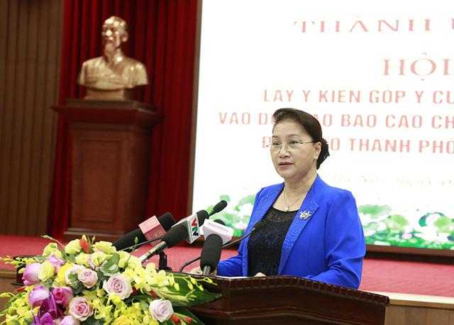 """Chủ tịch Quốc hội: """"Người dân cả nước mong rằng Đà Nẵng cũng làm như Hà Nội để sớm dập tắt ổ dịch COVID-19"""" - Ảnh 4."""