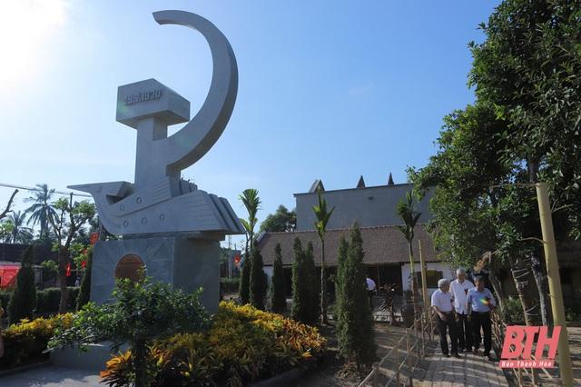 Thanh Hóa: Quản lý, bảo vệ và phát huy giá trị Khu di tích lịch sử cách mạng Yên Trường - Ảnh 1.