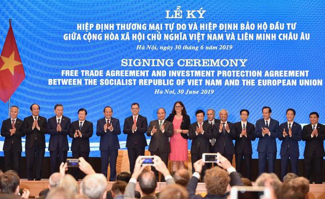 Thủ tướng phê duyệt kế hoạch thực hiện Hiệp định thương mại tự do với Liên minh châu Âu - Ảnh 1.