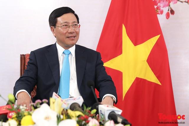 Phát huy vai trò lãnh đạo của Đảng trong triển khai đồng bộ, toàn diện, hiệu quả nhiệm vụ chính trị của ngành ngoại giao - Ảnh 1.