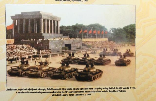 Khai mạc Trưng bày chuyên đề Chủ tịch Hồ Chí Minh- người sáng lập Nhà nước Việt Nam Dân Chủ Cộng Hòa - Ảnh 13.
