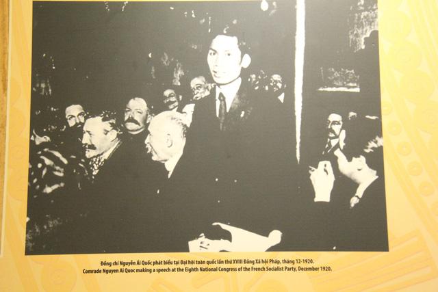 Khai mạc Trưng bày chuyên đề Chủ tịch Hồ Chí Minh- người sáng lập Nhà nước Việt Nam Dân Chủ Cộng Hòa - Ảnh 2.