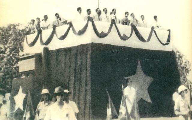 Ngày Độc lập 2/9: Những hình ảnh sống lại mốc son chói lọi của lịch sử dân tộc - Ảnh 1.