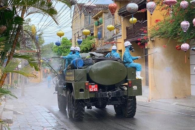 Từ 0 giờ ngày 13/8, Quảng Nam tạm dừng một số hoạt động để phòng, chống dịch bệnh Covid-19  - Ảnh 1.