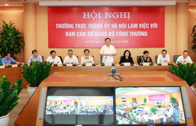 """Hà Nội phải xây dựng được không gian công nghiệp trước khi Quốc Oai, Thạch Thất """"phủ kín"""" nhà dân - Ảnh 3."""