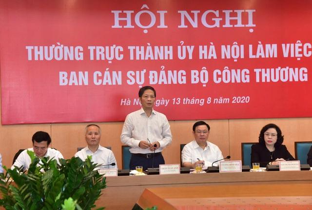 """Hà Nội phải xây dựng được không gian công nghiệp trước khi Quốc Oai, Thạch Thất """"phủ kín"""" nhà dân - Ảnh 2."""