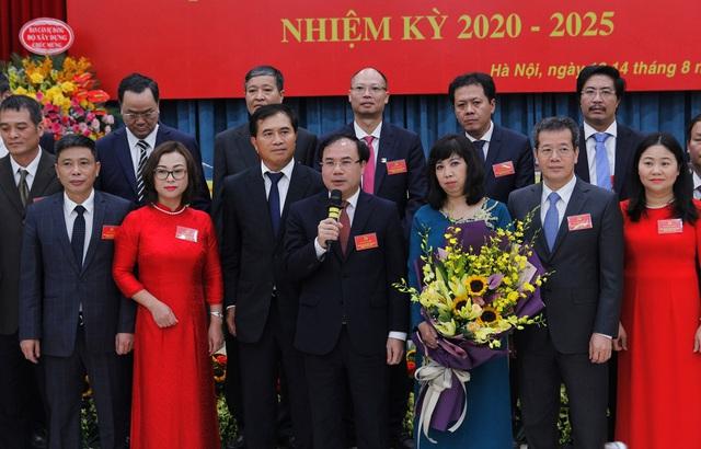 Thứ trưởng Nguyễn Văn Sinh được bầu làm Bí thư Đảng ủy Bộ Xây dựng nhiệm kỳ 2020 – 2025 - Ảnh 2.