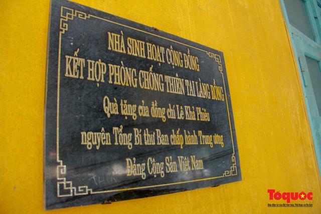 Lãnh đạo, nhân dân Thừa Thiên Huế viếng nguyên Tổng Bí thư Lê Khả Phiêu tại làng Rồng - Ảnh 4.