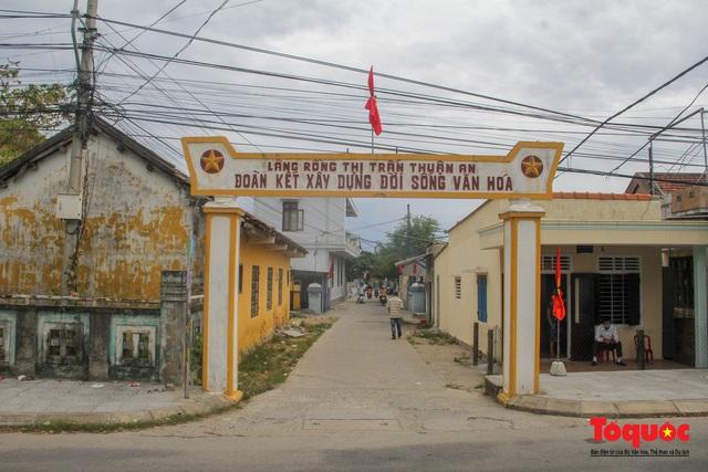 Lãnh đạo, nhân dân Thừa Thiên Huế viếng nguyên Tổng Bí thư Lê Khả Phiêu tại làng Rồng - Ảnh 1.