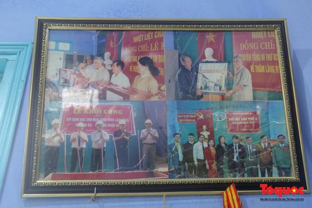 Lãnh đạo, nhân dân Thừa Thiên Huế viếng nguyên Tổng Bí thư Lê Khả Phiêu tại làng Rồng - Ảnh 6.