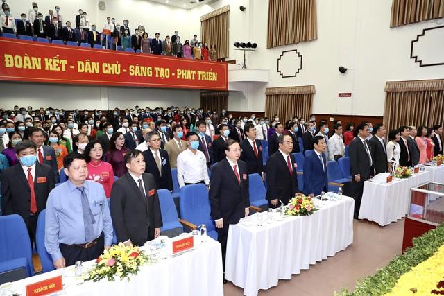 Khai mạc Đại hội đại biểu Đảng bộ Bộ Văn hóa, Thể thao và Du lịch nhiệm kỳ 2020 - 2025 - Ảnh 1.