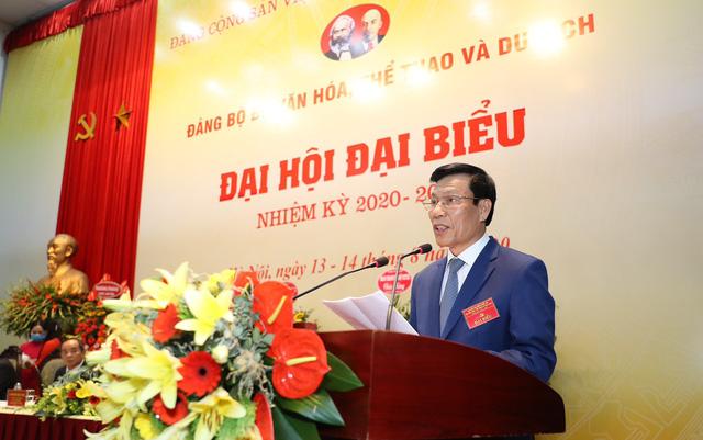 Bộ trưởng Nguyễn Ngọc Thiện: Đổi mới, cải thiện môi trường công tác theo hướng chuyên nghiệp, hiện đại, kỷ cương, kỷ luật - Ảnh 4.