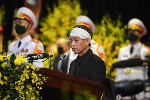 Cử hành lễ truy điệu và an táng nguyên Tổng Bí thư Lê Khả Phiêu - Ảnh 8.