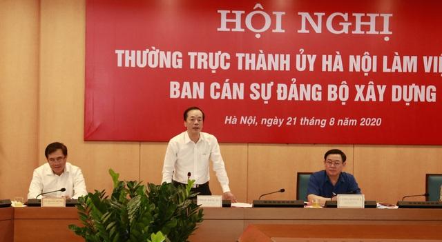 Hà Nội không thể đẹp được nếu không cải tạo chung cư cũ - Ảnh 3.