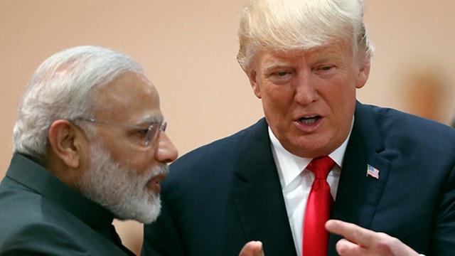 Sóng gió với Trung Quốc chưa thể tạo sức bật Mỹ - Ấn? - Ảnh 1.