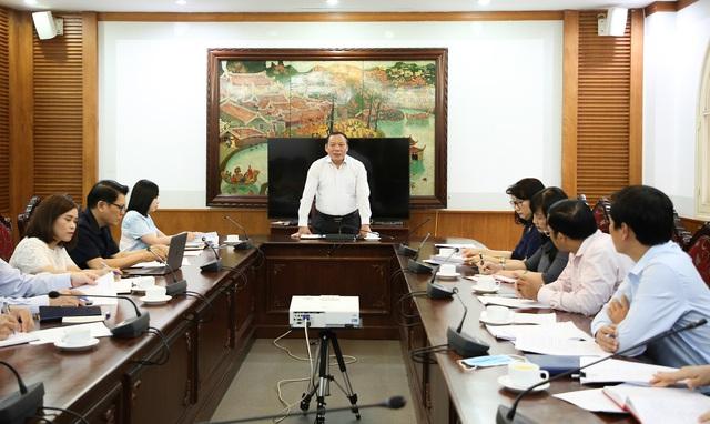 """Thứ trưởng Nguyễn Văn Hùng: Xây dựng """"hệ sinh thái"""" văn hóa bền vững để hội nhập không bị hòa tan - Ảnh 2."""