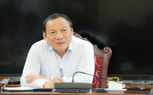 """Thứ trưởng Nguyễn Văn Hùng: Xây dựng """"hệ sinh thái"""" văn hóa bền vững để hội nhập không bị hòa tan - Ảnh 1."""