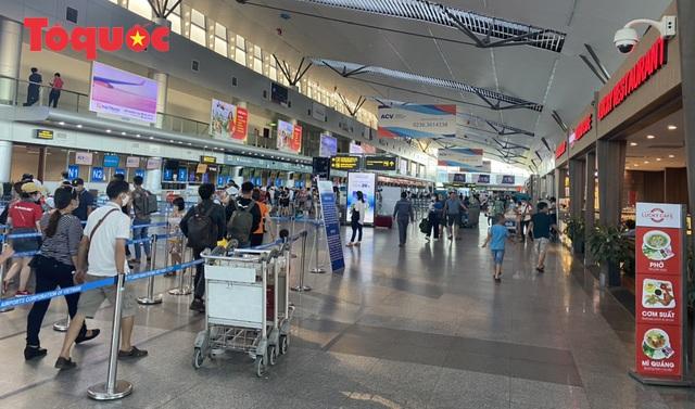 Đà Nẵng sẽ bố trí 2 chuyến bay đưa toàn bộ du khách về Hà Nội và TP.HCM - Ảnh 1.