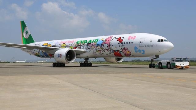 """Du lịch mùa COVID-19: Đài Loan """"ra mắt"""" dịch vụ bay quốc tế... không có địa điểm cụ thể - Ảnh 1."""