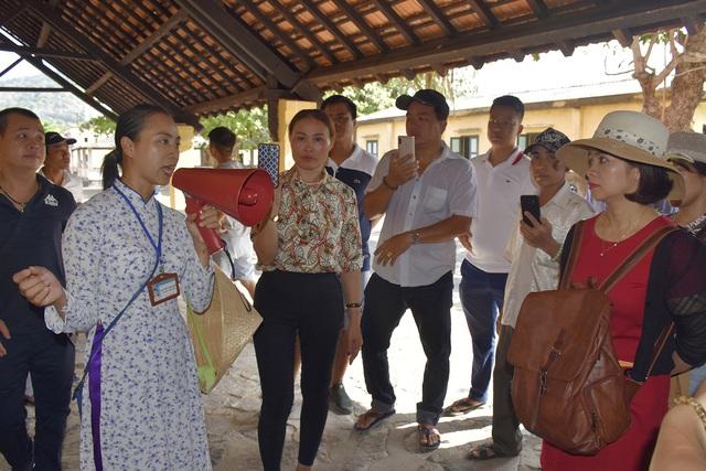 Sơ kết 3 năm thực hiện triển khai Bộ Quy tắc ứng xử văn minh du lịch trên địa bàn tỉnh Bà Rịa-Vũng Tàu - Ảnh 1.