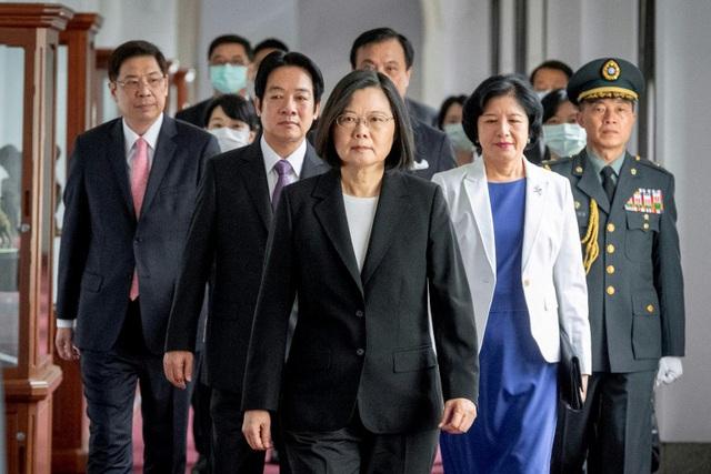 Đài Loan rơi vào tình trạng 'tế nhị' với Trung Quốc - Ảnh 1.