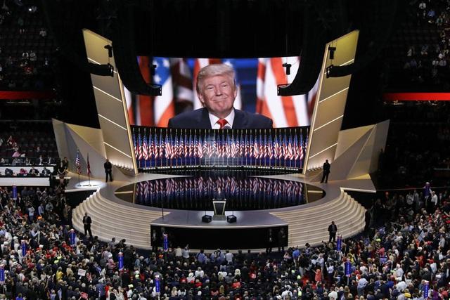 """Bầu cử  Mỹ: Hai ứng viên """"đau đầu"""" tìm cách tổ chức đại hội đảng, dự định của Tổng thống Trump lại gây tranh cãi - Ảnh 1."""