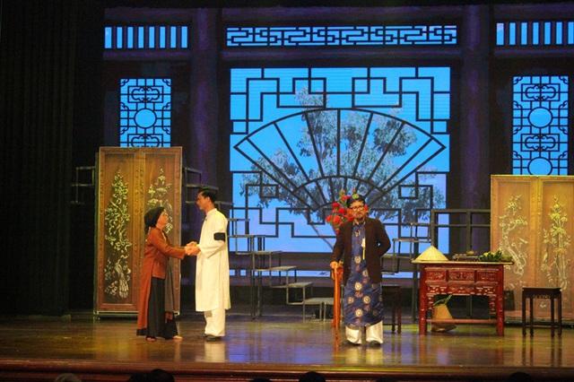 Hoàn thành Chương trình Đề án Sân khấu truyền hình - Ảnh 1.