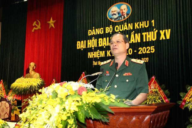 Nhiều Tướng Quân đội tiếp tục được tín nhiệm bầu giữ chức Bí thư Đảng ủy  - Ảnh 1.