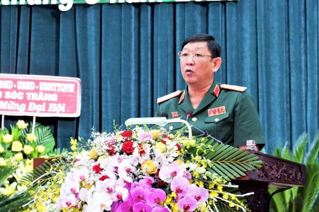 Nhiều Tướng Quân đội tiếp tục được tín nhiệm bầu giữ chức Bí thư Đảng ủy  - Ảnh 5.