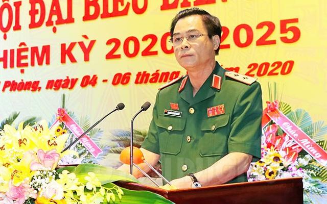 Nhiều Tướng Quân đội tiếp tục được tín nhiệm bầu giữ chức Bí thư Đảng ủy  - Ảnh 2.
