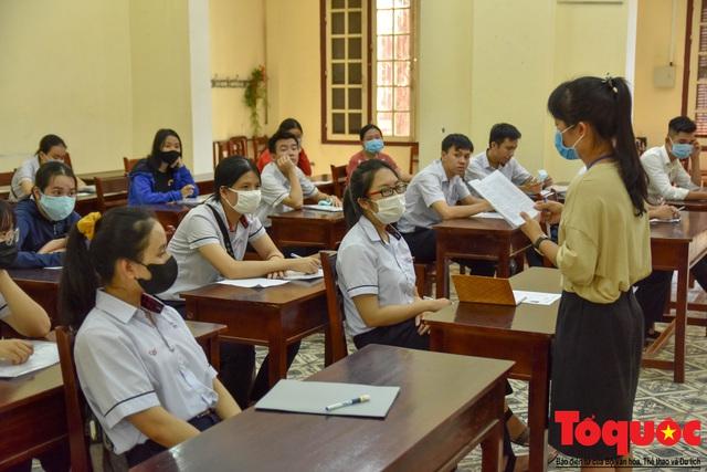 Kỳ thi tốt nghiệp THPT 2021 để xét công nhận tốt nghiệp là chính - Ảnh 1.