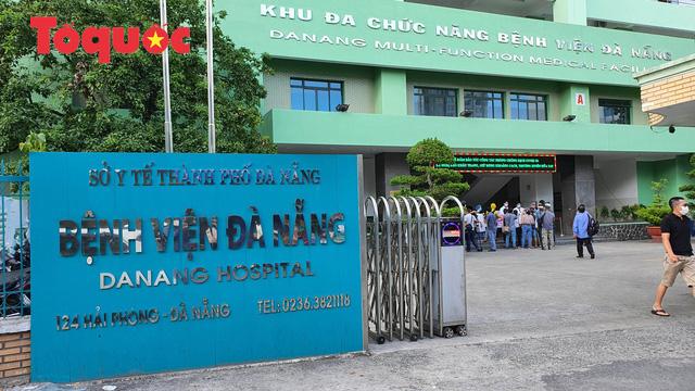 Từ ngày 15/9, Bệnh viện Đà Nẵng tổ chức khám và điều trị đầy đủ các chuyên khoa  - Ảnh 1.