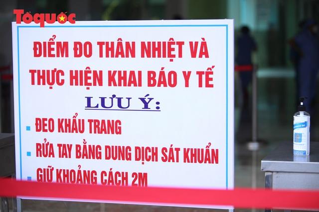 Từ ngày 15/9, Bệnh viện Đà Nẵng tổ chức khám và điều trị đầy đủ các chuyên khoa  - Ảnh 2.