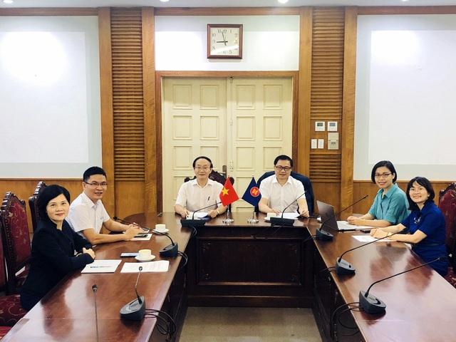 Hội nghị lần thứ 55 Ủy ban Văn hóa-Thông tin ASEAN  - Ảnh 1.