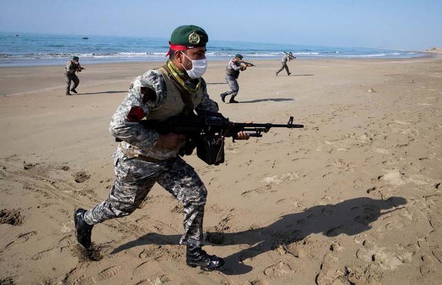 Đối sách Trung Đông của Mỹ áp đảo mục tiêu khu vực của Iran - Ảnh 1.