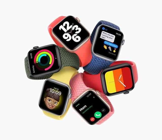 Apple ra mắt hàng loạt sản phẩm mới nhưng không có Iphone 12 - Ảnh 10.