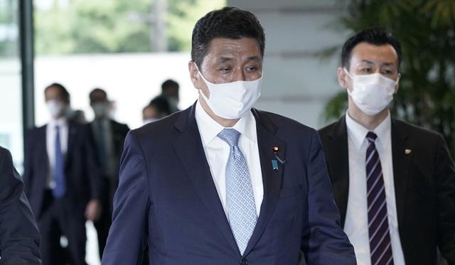 Trung Quốc phản ứng trước quan hệ thân cận của tân Bộ trưởng Quốc phòng Nhật Bản với Đài Bắc - Ảnh 1.