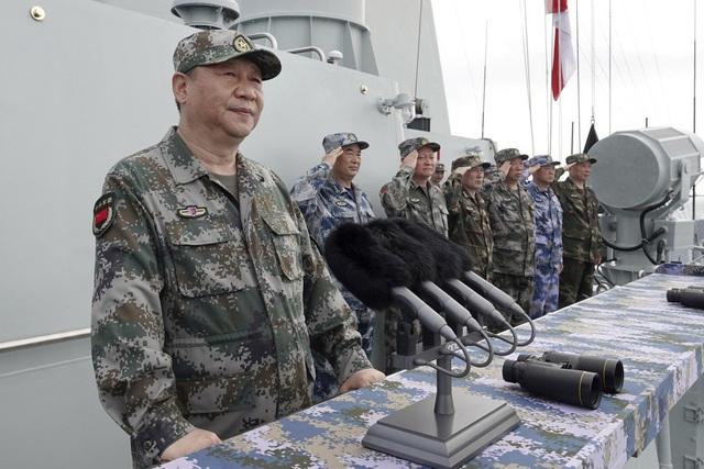 """Kế hoạch khủng mở rộng Hải quân Mỹ bất ngờ bị coi là """"động lực"""" cho quân đội Trung Quốc - Ảnh 1."""