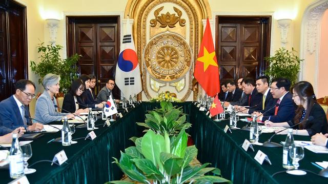 Hàn Quốc coi trọng phát triển sâu sắc hơn nữa quan hệ với Việt Nam - Ảnh 1.
