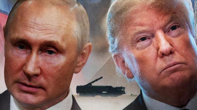 Sức ép của Mỹ đối với Nga về thỏa thuận vũ khí hạt nhân trước thềm bầu cử tháng 11 - Ảnh 1.