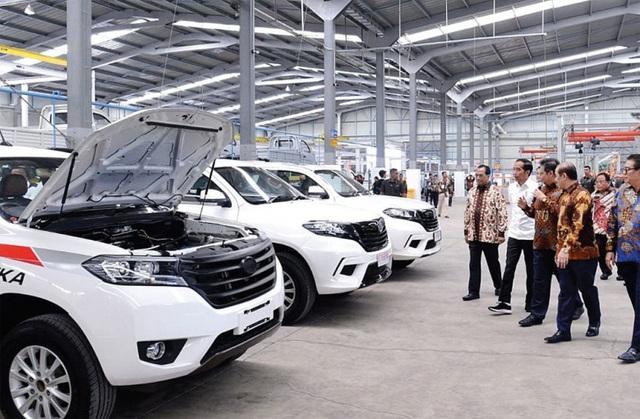 Báo chí Indonesia và Malaysia nói gì về mẫu xe VinFast President? - Ảnh 1.
