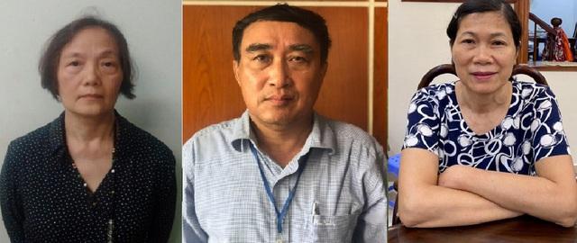 Khởi tố, bắt, khám xét nhiều bị can tại Trung tâm Artex Hà Nội và Công ty Unimex Hà Nội - Ảnh 2.